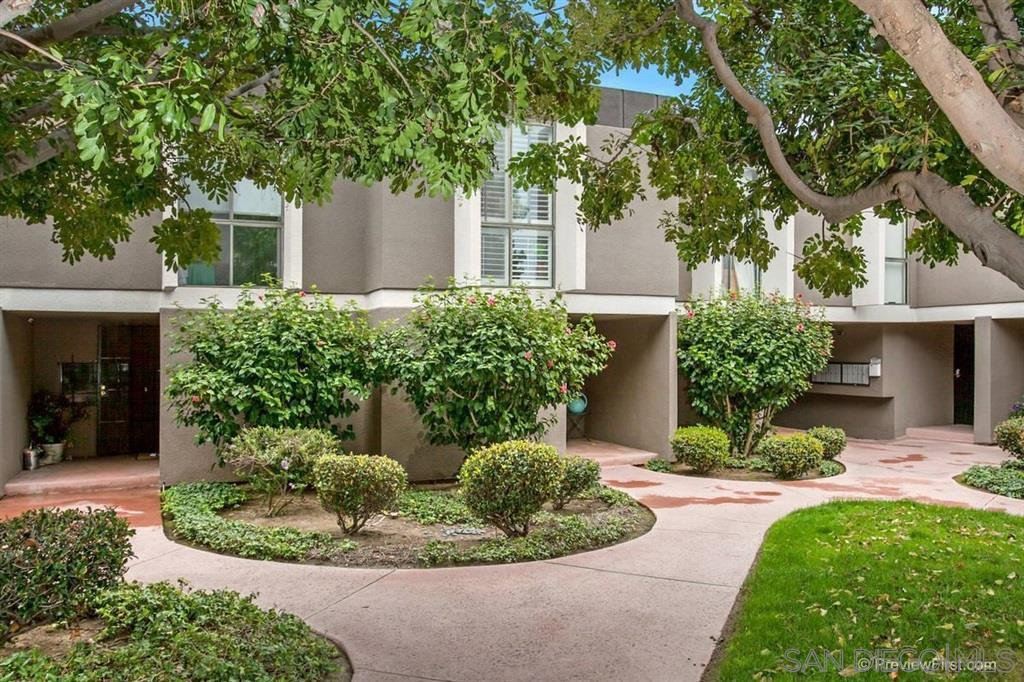 Main Photo: POINT LOMA Condo for sale : 2 bedrooms : 3054 Rue Dorleans #125 in San Diego