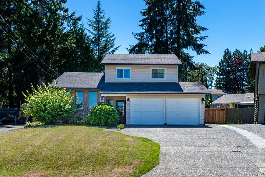 Main Photo: 2856 Apple Dr in : CR Willow Point House for sale (Campbell River)  : MLS®# 854826