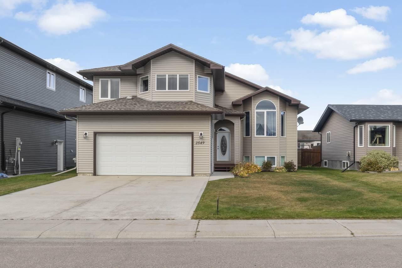 Main Photo: 2549 Lockhart Way: Cold Lake House for sale : MLS®# E4216366
