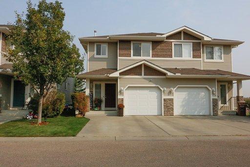 Main Photo: 26 133 EASTGATE Way: St. Albert House Half Duplex for sale : MLS®# E4218636