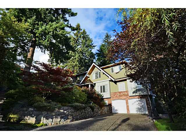 Main Photo: 2915 TOWER HILL CR in West Vancouver: Altamont House for sale : MLS®# V1027528