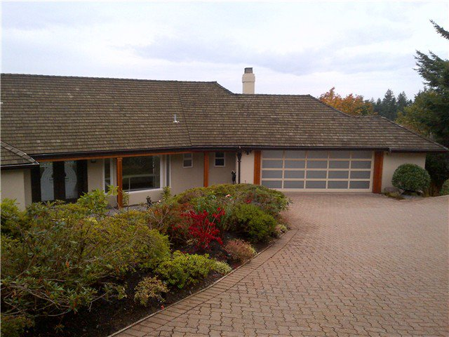 Main Photo: 1358 WHITBY RD in West Vancouver: Chartwell House for sale