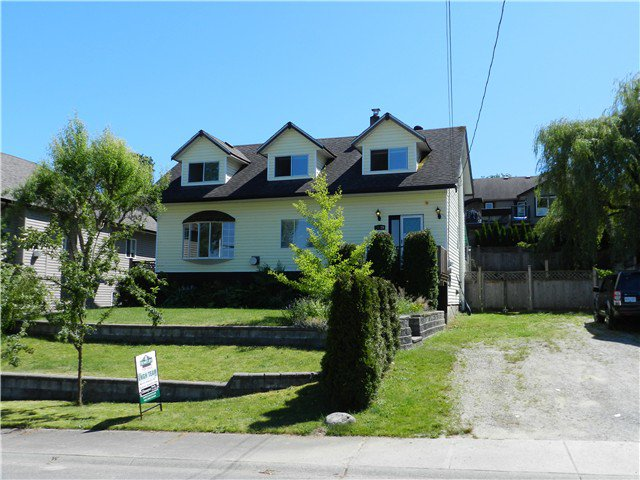 Main Photo: 33720 DEWDNEY TRUNK RD in Mission: Mission BC House for sale : MLS®# F1416845