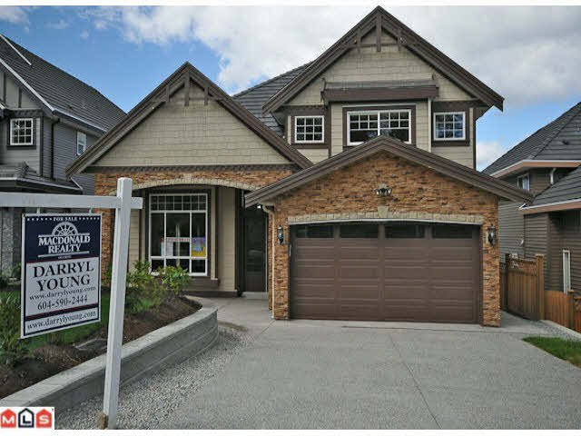 Main Photo: 17339 103A Ave, in North Surrey: Fraser Heights House for sale : MLS®# F1019075