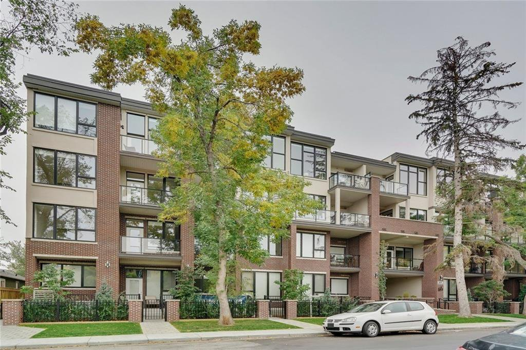 Main Photo: #310 317 22 AV SW in Calgary: Mission Condo for sale : MLS®# C4241458