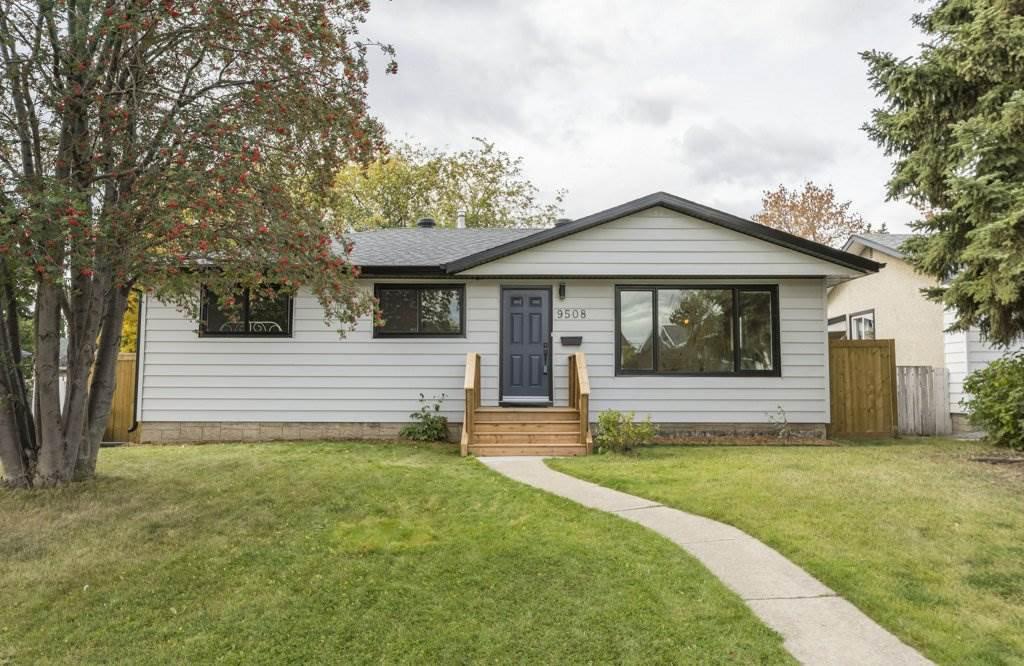 Main Photo: 9508 52 Street in Edmonton: Zone 18 House for sale : MLS®# E4175206