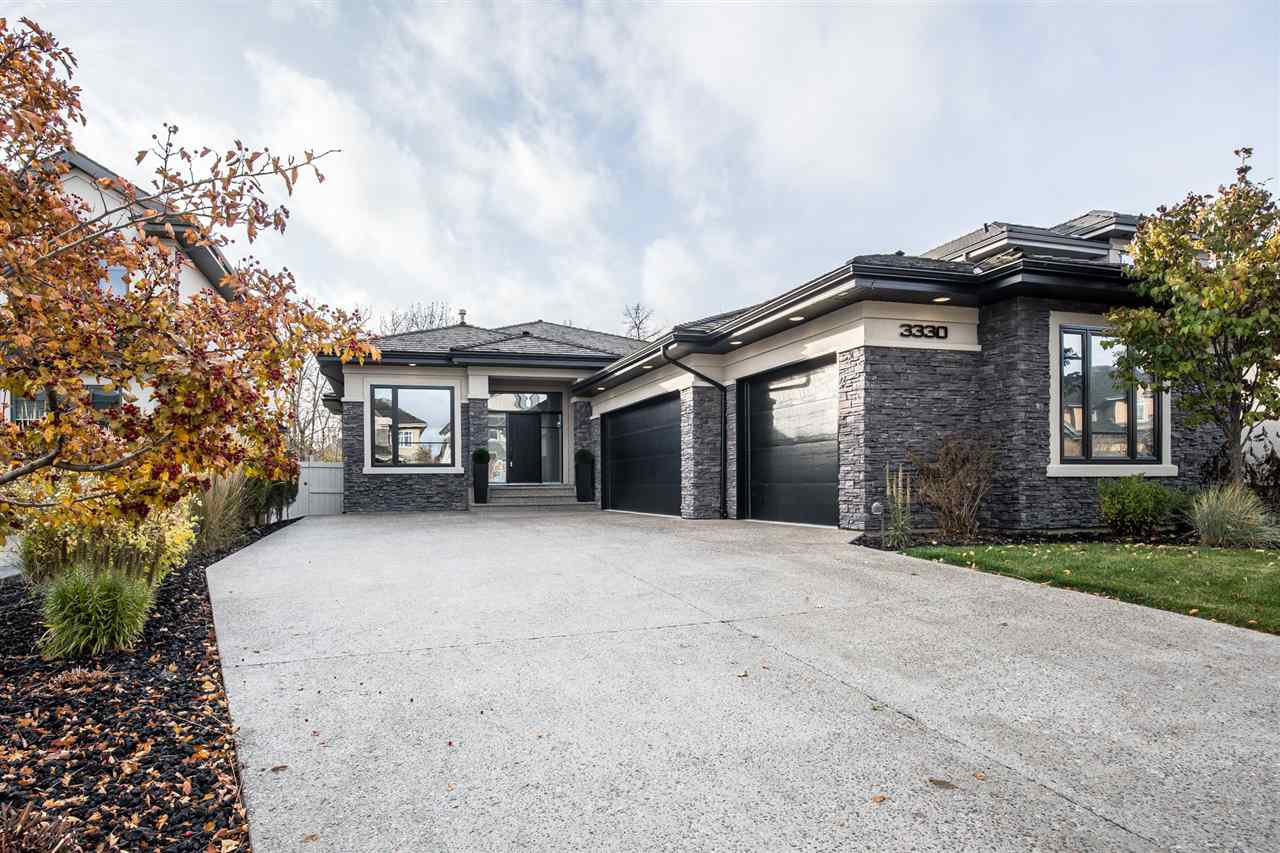 Main Photo: 3330 CAMERON HEIGHTS LANDING Landing in Edmonton: Zone 20 House for sale : MLS®# E4177690