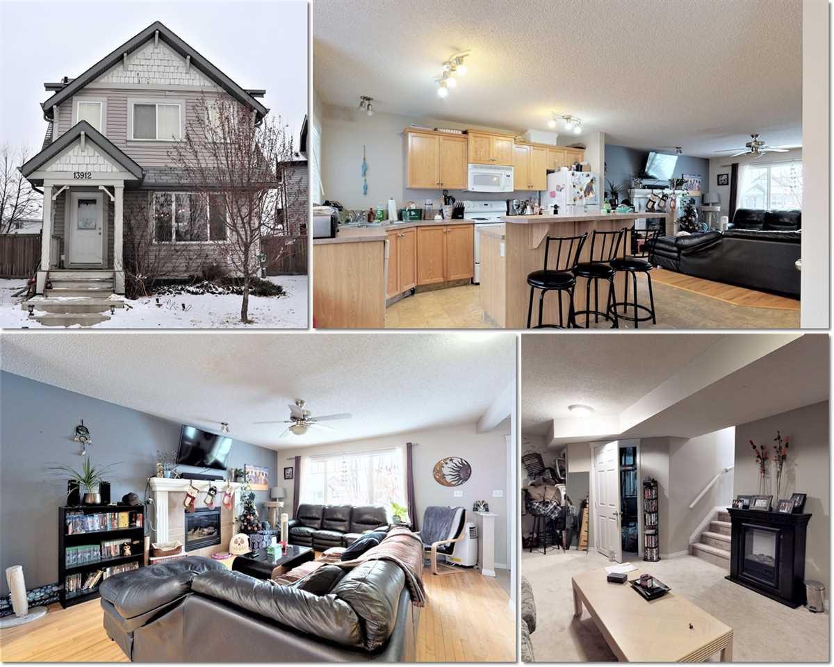 Main Photo: 13912 149 Avenue in Edmonton: Zone 27 House for sale : MLS®# E4182287