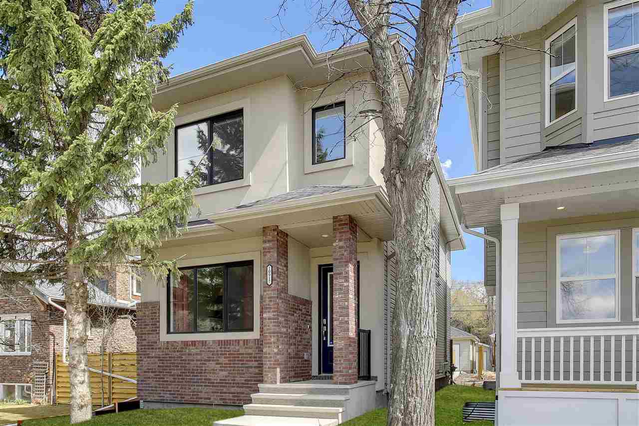 Main Photo: 10917 127 Street NW in Edmonton: Zone 07 House for sale : MLS®# E4196347