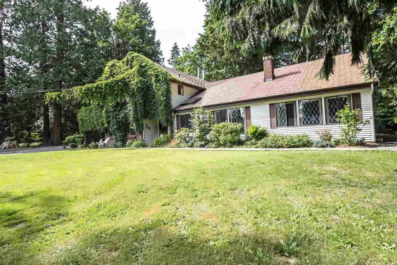 Main Photo: 20543 73A Avenue in Langley: Willoughby Heights House for sale : MLS®# R2460251