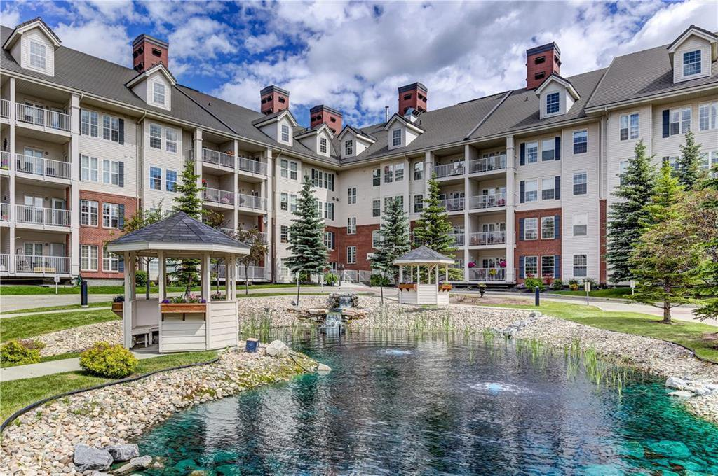 Main Photo: 2355 151 COUNTRY VILLAGE Road NE in Calgary: Country Hills Village Apartment for sale : MLS®# C4305451