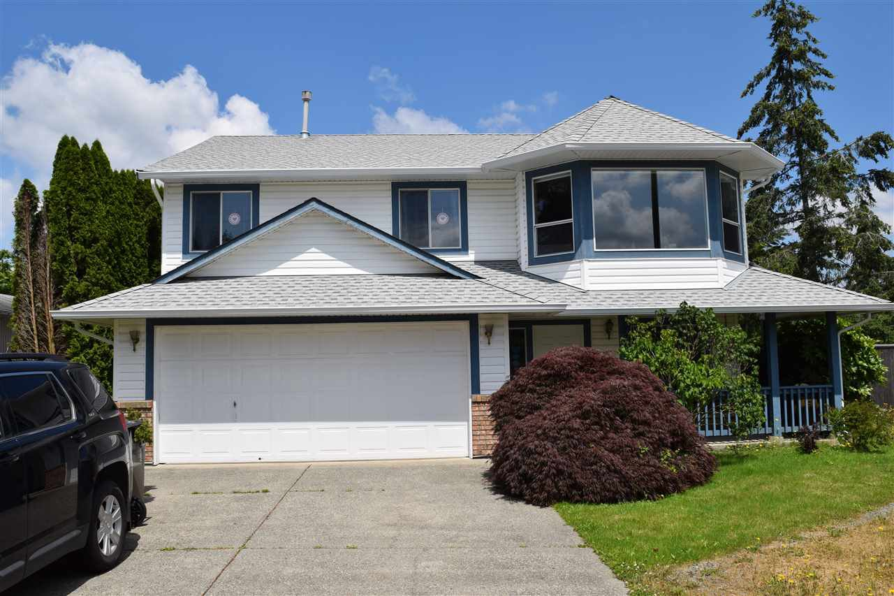"Main Photo: 22173 OLD YALE Road in Langley: Murrayville House for sale in ""Murrayville"" : MLS®# R2472258"