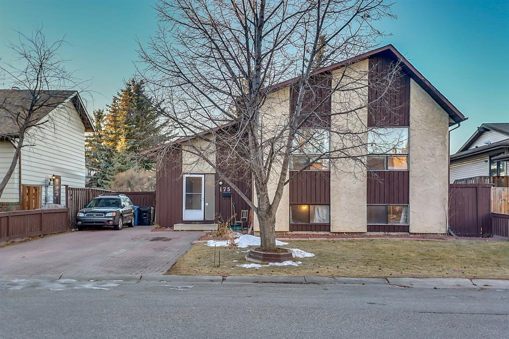 Main Photo: 175 WHITEFIELD Close NE in Calgary: Whitehorn Detached for sale : MLS®# A1019515
