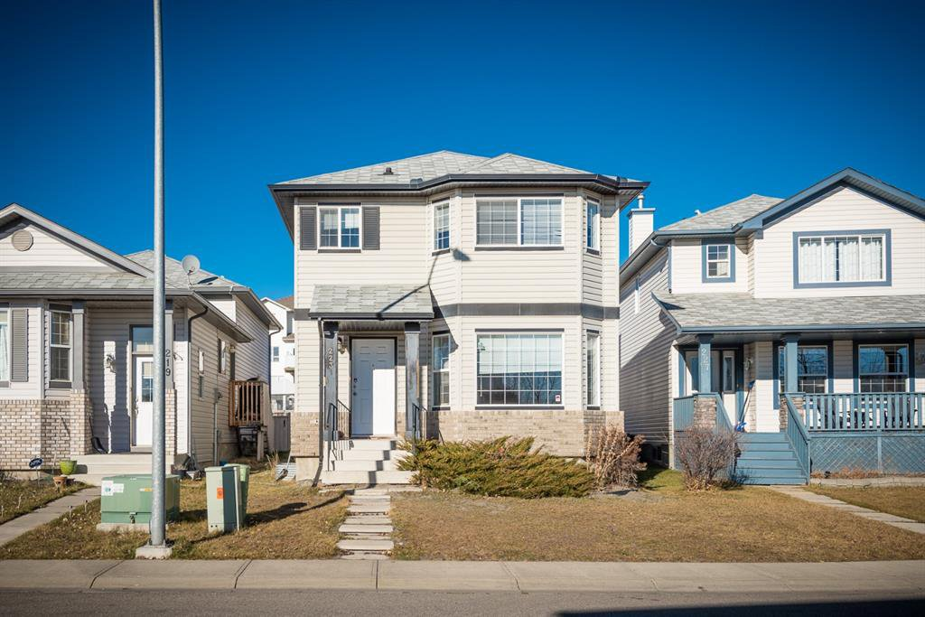 Main Photo: 223 Arbour Meadows Close NW in Calgary: Arbour Lake Detached for sale : MLS®# A1044166
