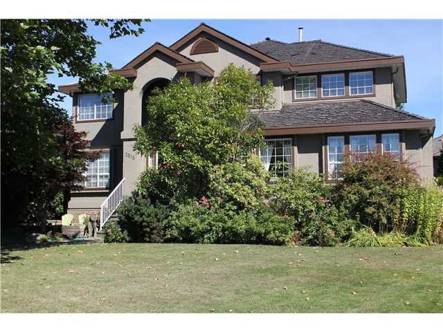 Main Photo: 2518 PALISADE Court in Port Coquitlam: Citadel PQ House for sale : MLS®# V959147