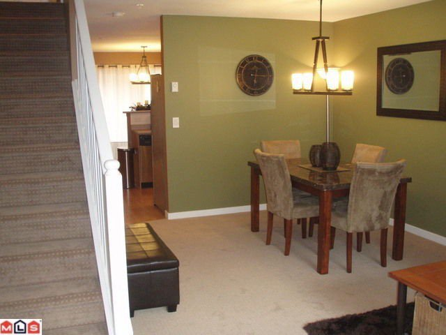"""Photo 4: Photos: # 8 5388 201A ST in Langley: Langley City Townhouse for sale in """"THE COURTYARD"""" : MLS®# F1301827"""