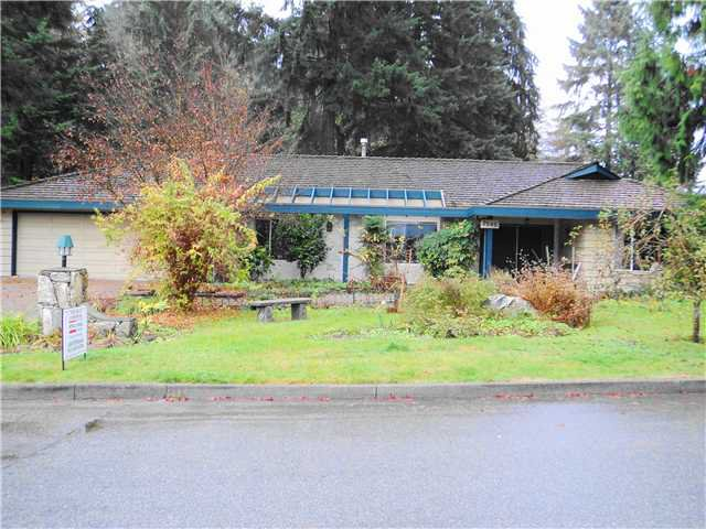 "Main Photo: 2545 KITCHENER AV in Port Coquitlam: Woodland Acres PQ House for sale in ""WOODLAND ACRES"" : MLS®# V997589"