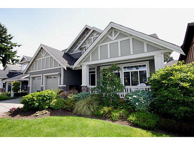 Main Photo: 5334 SPETIFORE Crescent in Tsawwassen: Tsawwassen Central House for sale : MLS®# V1011409