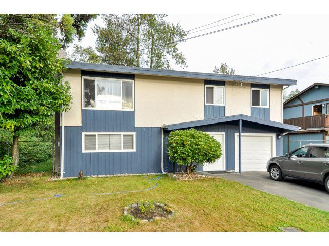 Main Photo: 3992 ST THOMAS Street in Port Coquitlam: Lincoln Park PQ House for sale : MLS®# V1024098