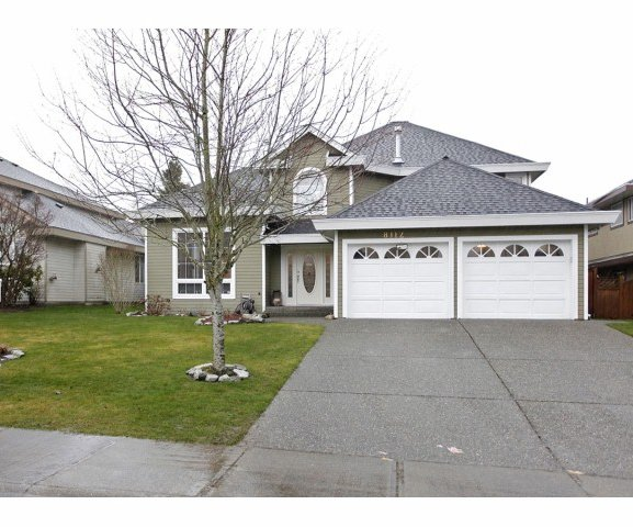 Main Photo: 8112 158 ave in surrey: Fleetwood Tynehead House for sale (Surrey)  : MLS®# F1304826