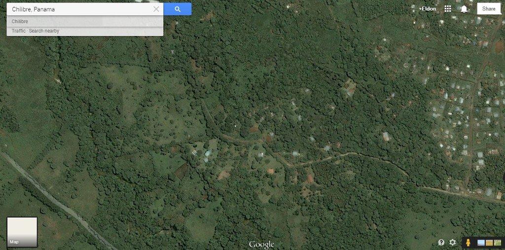 2 Hectare lot 13 km North of Panama City