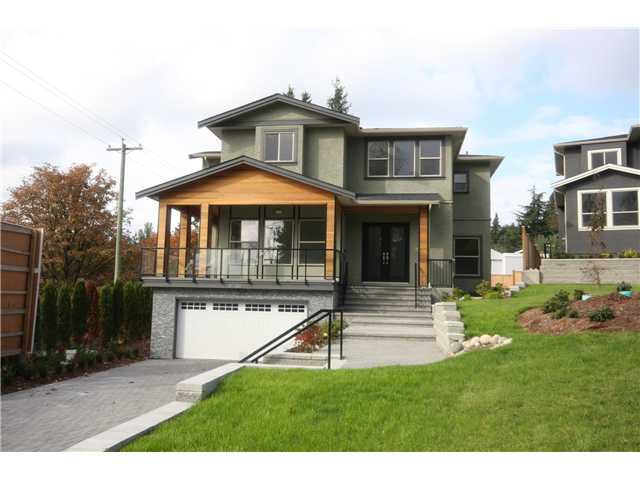 Main Photo: 8399 Hollis Place in Burnaby: South Slope House for sale (Burnaby South)  : MLS®# V1031627