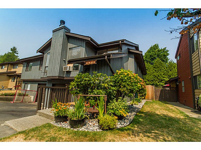 Main Photo: # 5 21550 CHERRINGTON AV in Maple Ridge: West Central Condo for sale : MLS®# V1133707