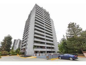 Main Photo: 802 6595 Willingdon Avenue in Burnaby: Metrotown Condo  (Burnaby South)  : MLS®# V1141124