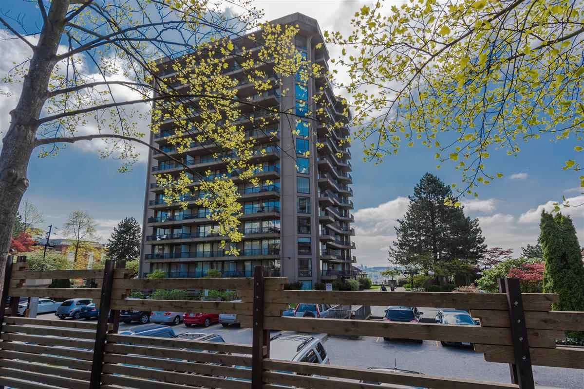 "Main Photo: 1404 3760 ALBERT Street in Burnaby: Vancouver Heights Condo for sale in ""Boundary View"" (Burnaby North)  : MLS®# R2263655"