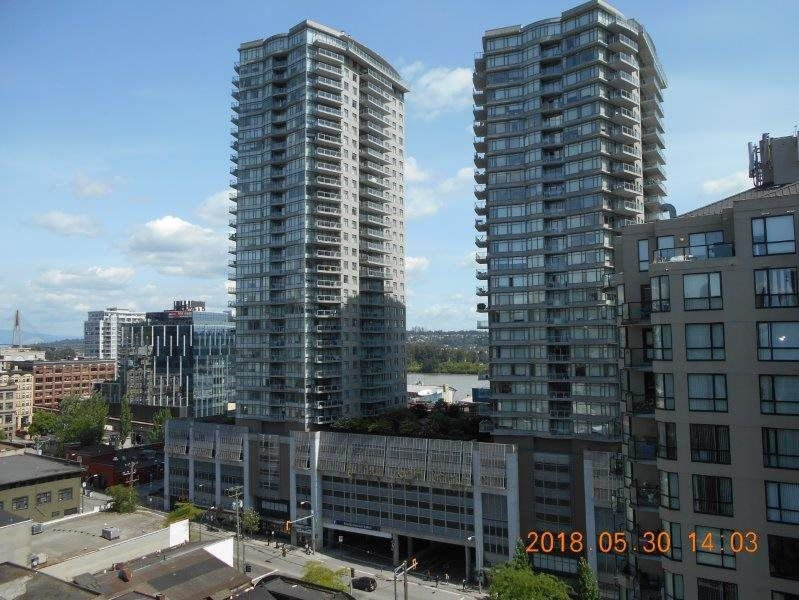 Main Photo: 1203 838 AGNES STREET in New Westminster: Downtown NW Condo for sale : MLS®# R2277288
