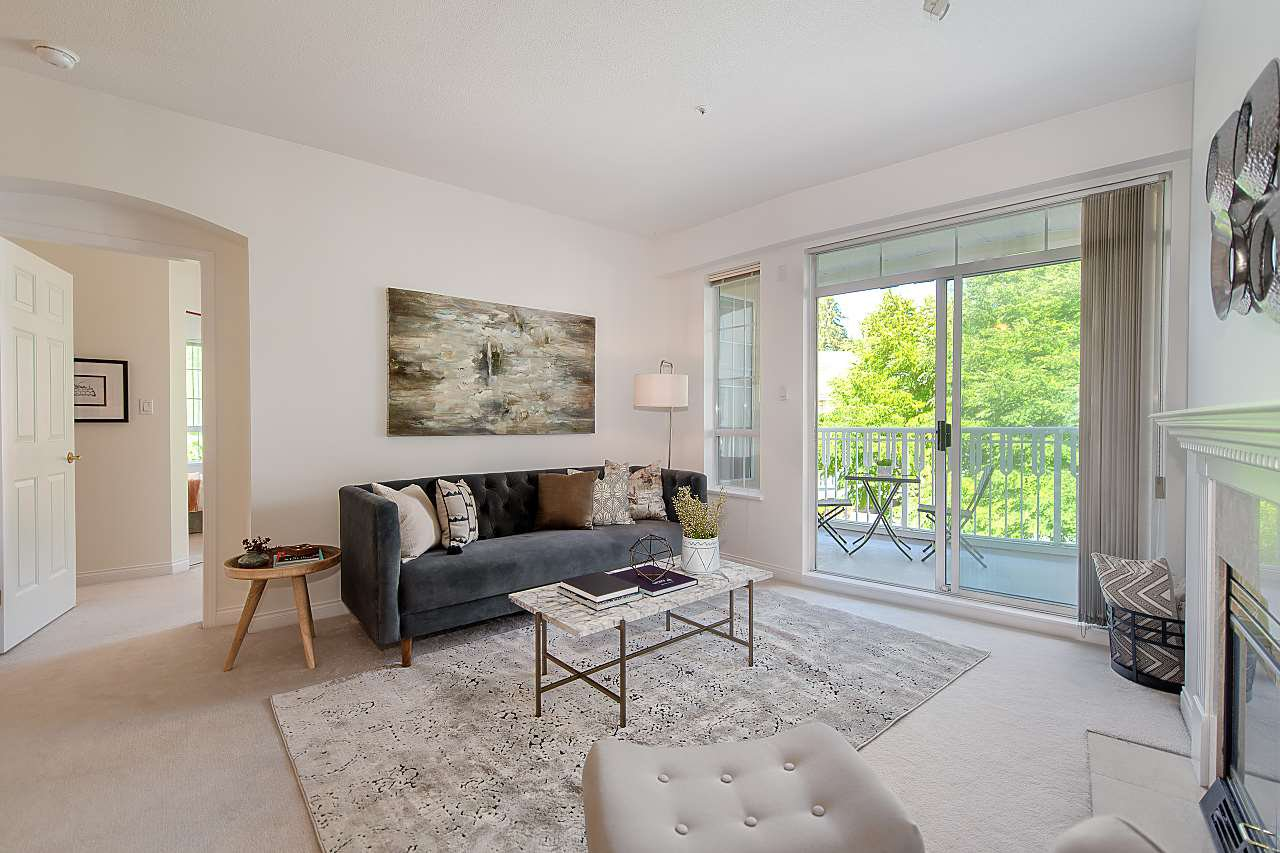 Main Photo: 306 5835 HAMPTON PLACE in Vancouver: University VW Condo for sale (Vancouver West)  : MLS®# R2291609
