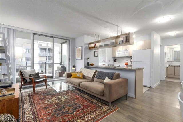 Main Photo: 1702 1082 SEYMOUR STREET in : Downtown VW Condo for sale (Vancouver West)  : MLS®# R2225170