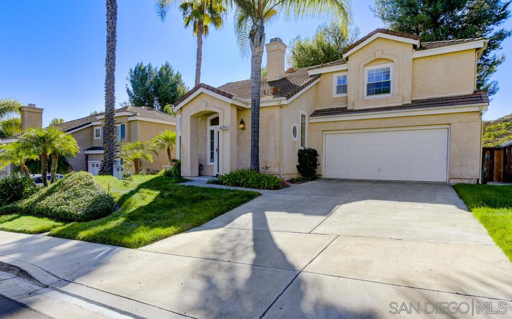 Main Photo: CARMEL MOUNTAIN RANCH House for sale : 3 bedrooms : 11945 Wilmington Rd. in San Diego