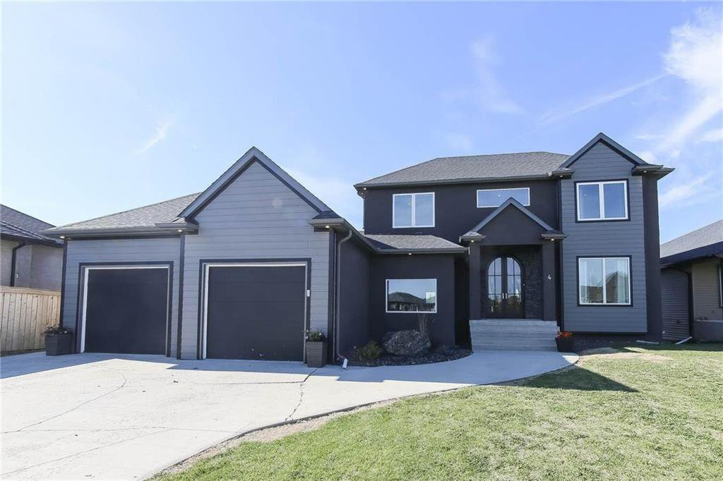 Main Photo: 4 ERRINGTON Place in Niverville: Residential for sale (R07)  : MLS®# 202010984