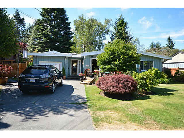 Main Photo: 5834 16A AVENUE in : Beach Grove House for sale : MLS®# V1131254
