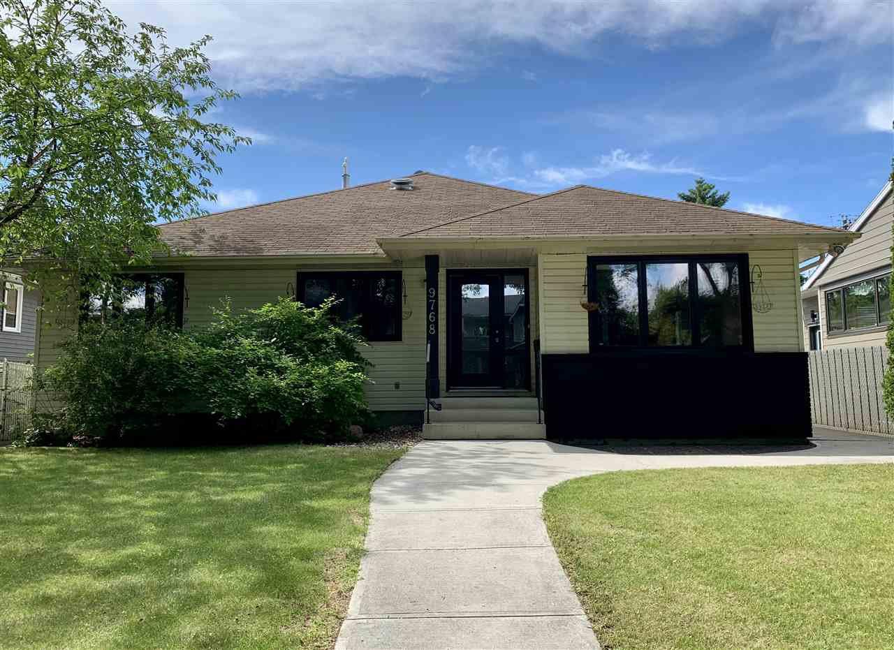 Main Photo: 9768 146 Street in Edmonton: Zone 10 House for sale : MLS®# E4203772