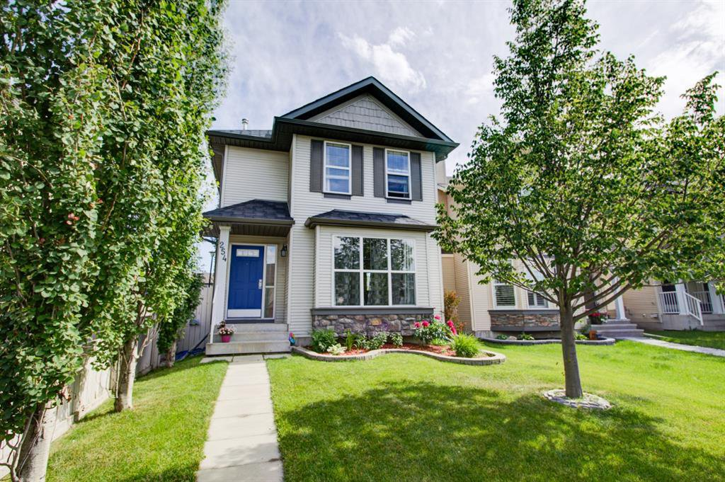 Main Photo: 254 CRAMOND Circle SE in Calgary: Cranston Detached for sale : MLS®# A1014365