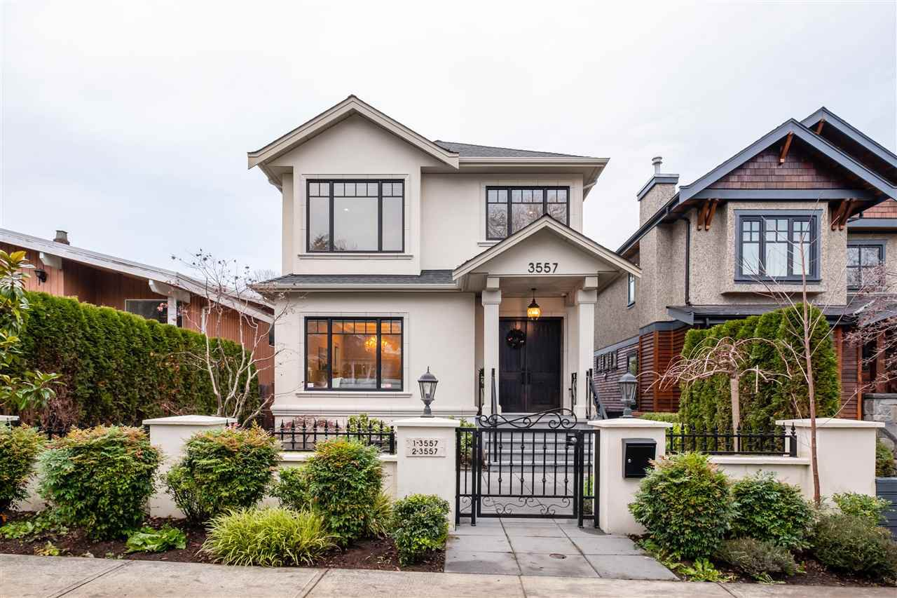 Main Photo: 3557 W 21ST Avenue in Vancouver: Dunbar House for sale (Vancouver West)  : MLS®# R2522846