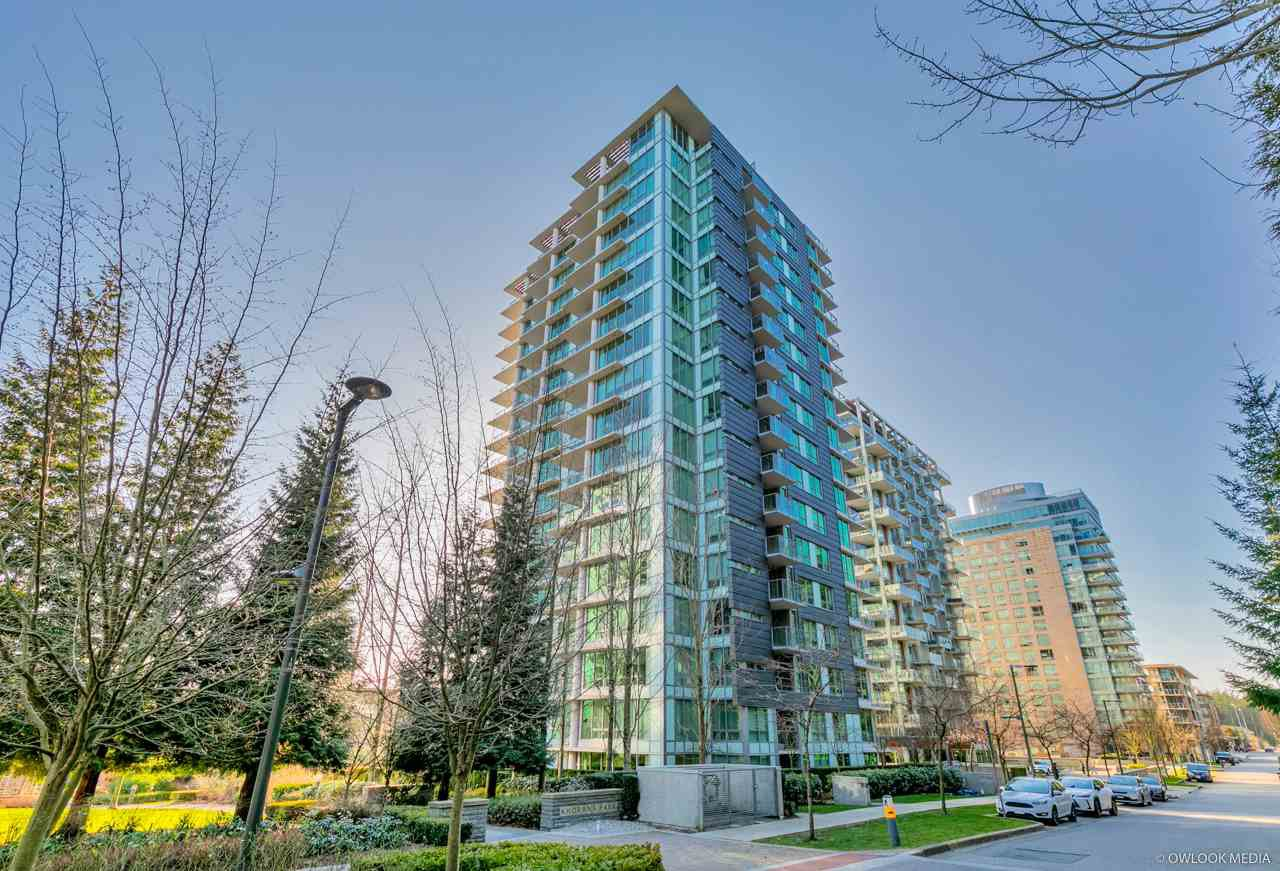 Main Photo: 1505 5728 BERTON Avenue in Vancouver: University VW Condo for sale (Vancouver West)  : MLS®# R2528762