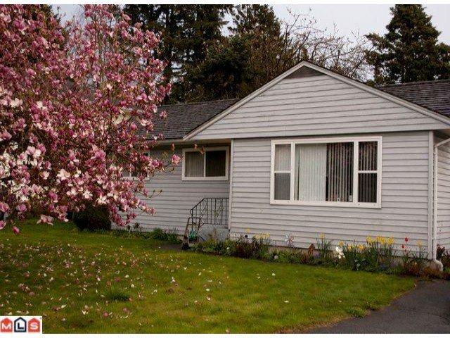 "Main Photo: 12762 99TH Avenue in Surrey: Cedar Hills House for sale in ""CEDAR HILLS"" (North Surrey)  : MLS®# F1208538"