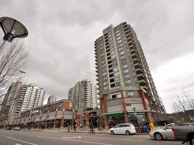 "Main Photo: 703 4118 DAWSON Street in Burnaby: Brentwood Park Condo for sale in ""TANDEM"" (Burnaby North)  : MLS®# V950163"