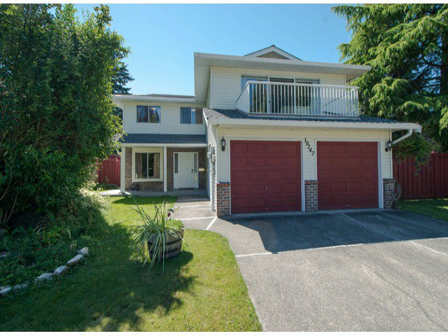 Main Photo: 10247 156A Street in Surrey: Guildford House for sale (North Surrey)  : MLS®# F1315492