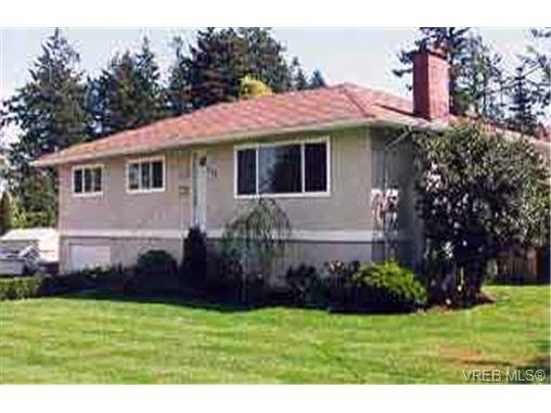Main Photo: 242 Helmcken Rd in VICTORIA: VR View Royal House for sale (View Royal)  : MLS®# 211036