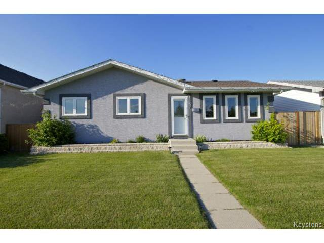 Main Photo: 1487 Leila Avenue in WINNIPEG: Maples / Tyndall Park Residential for sale (North West Winnipeg)  : MLS®# 1417472