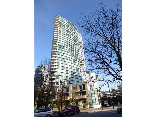 Main Photo: 2002-1009 Expo Boulevard in Vancouver: Yaletown Condo for sale (Vancouver West)  : MLS®# V1095158