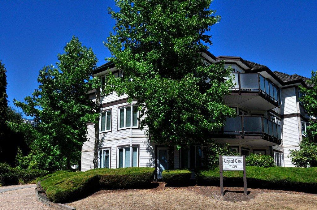 Main Photo: # 311 7139 18TH AV in Burnaby: Edmonds BE Condo for sale (Burnaby East)  : MLS®# V1137375