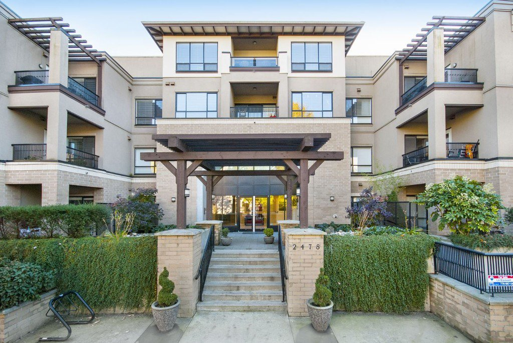 Main Photo: 306-2478 Welcher Street in Port Coquitlam: Condo for sale : MLS®# R2012518