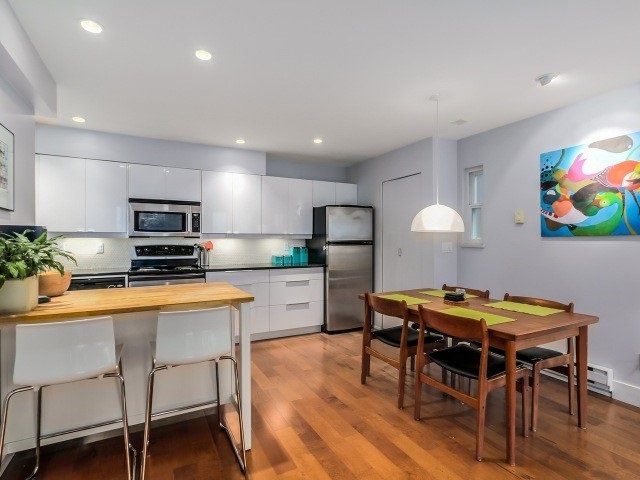 Main Photo: 873 PRIOR STREET in Vancouver: Mount Pleasant VE House 1/2 Duplex for sale (Vancouver East)  : MLS®# R2023848