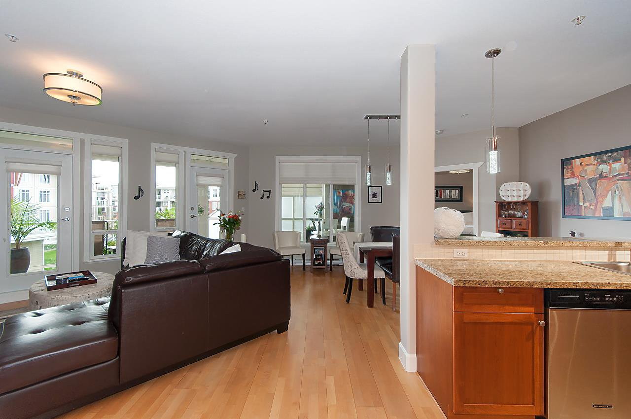"""Main Photo: 334 4280 MONCTON Street in Richmond: Steveston South Condo for sale in """"THE VILLAGE"""" : MLS®# R2263672"""