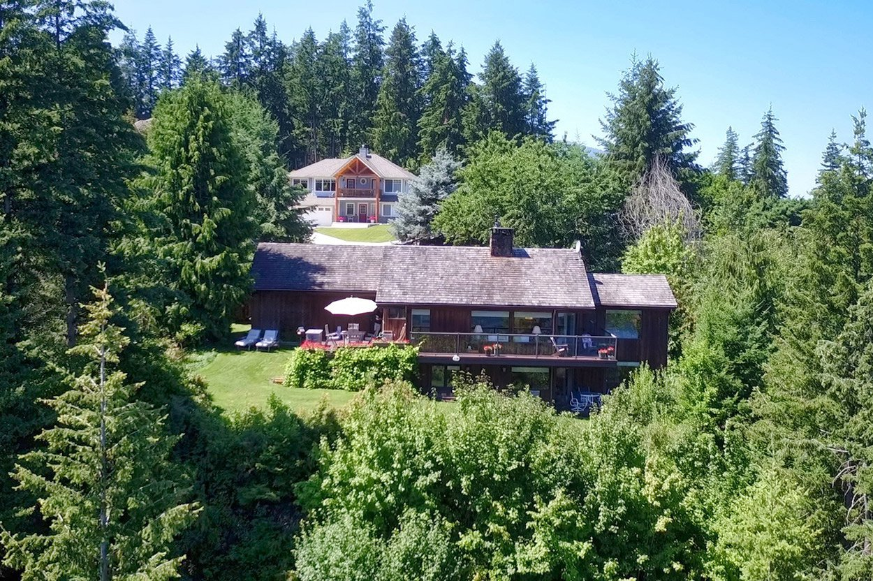Photo 3: Photos: 2383 Mt. Tuam Crescent in : Blind Bay House for sale (South Shuswap)  : MLS®# 10164587